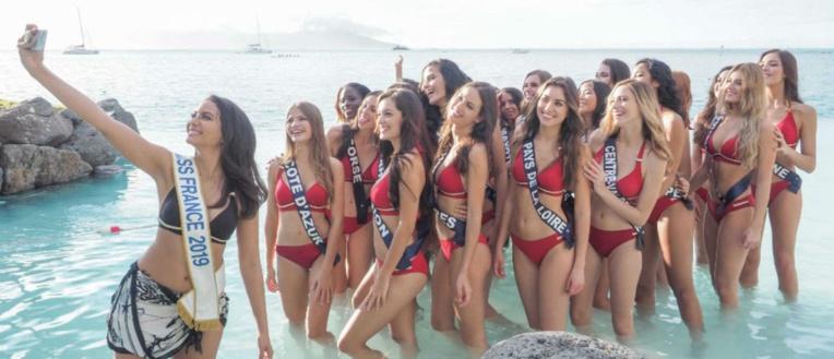 Fin du séjour de rêve des miss en Polynésie