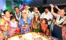 L'école Nuutafaratea fête ses 40 ans