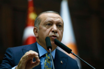 """Otan: Erdogan s'en prend à Macron qu'il juge """"en état de mort cérébrale"""""""