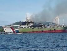 Trois ferries papous incendiés par des militants en colère