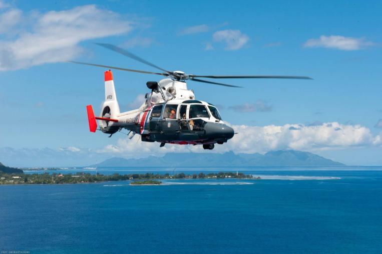 Deux hommes retrouvés sains et saufs en mer près de Rangiroa
