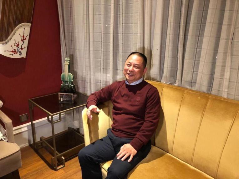 Wang Cheng promet le « plus grand projet aquacole du monde » à Hao
