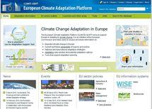 Un site web pour aider l'Europe à s'adapter au changement climatique