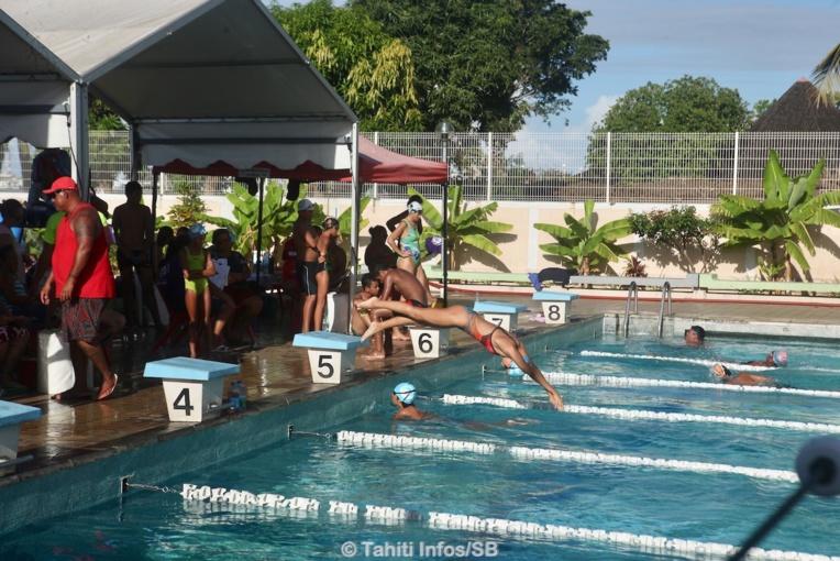 Six heures de natation pour soutenir le Téléthon