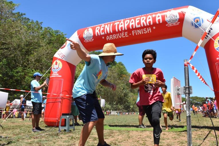 Plus de 2 800 élèves engagés au cross de Polynésie
