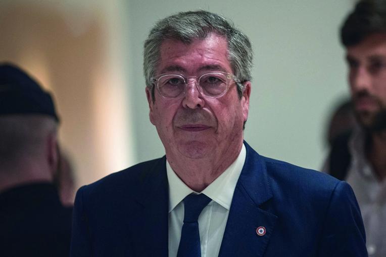 De sa prison, Patrick Balkany candidat à la mairie de Levallois