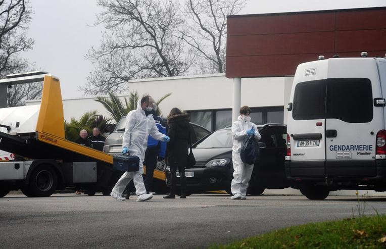 Finistère: les corps d'un père et de ses deux enfants retrouvés à Landerneau