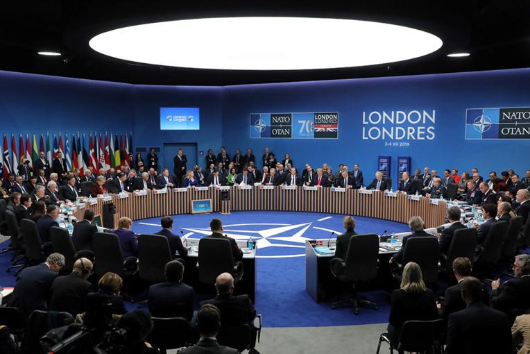L'Otan adopte une déclaration finale malgré les dissensions entre les Alliés