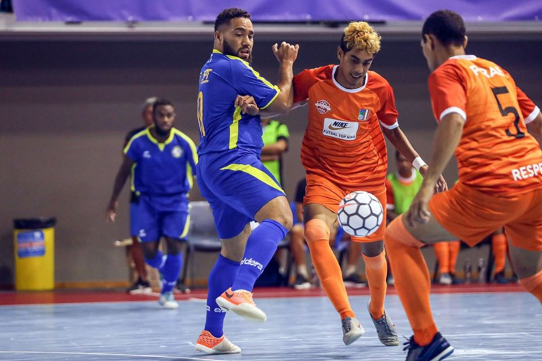 Deux défaites en deux matchs pour les champions de Tahiti