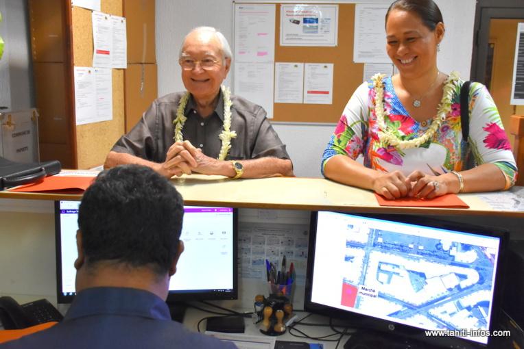 Municipales : Flosse peut-il s'inscrire à Papeete ?