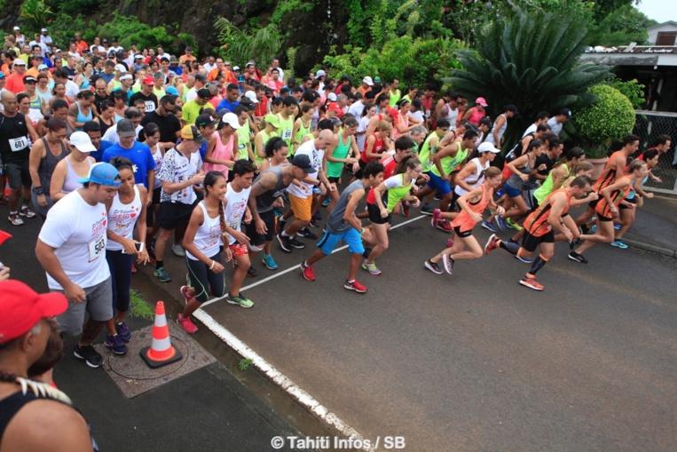 Les aficionados de course à pied ont rendez-vous samedi à 17H