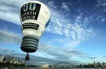 Earth Hour: un appel à éteindre les lumières mais allumer les smartphones