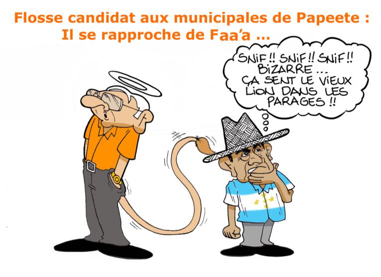 """""""La politique"""", par Munoz"""