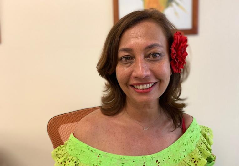 """Nicole Sanquer : """"Le Tapura traverse une période de tensions"""""""