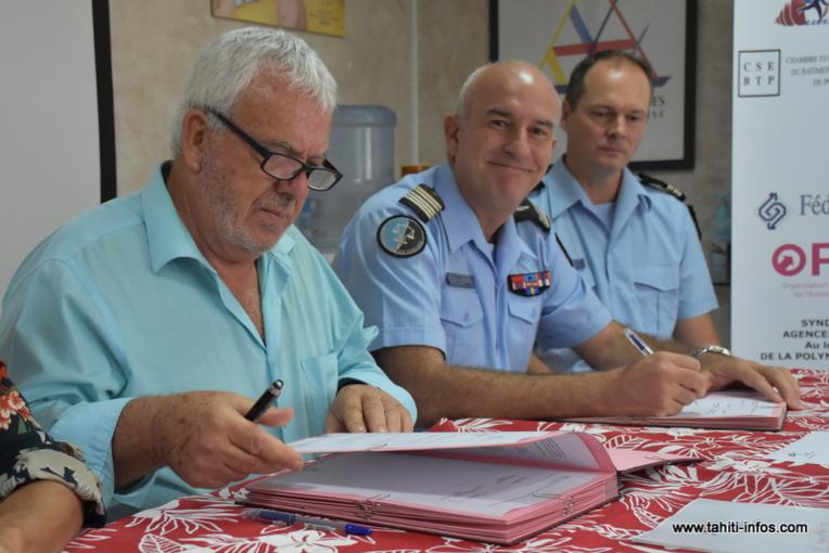 "Medef et gendarmerie en mode ""gagnant-gagnant"""