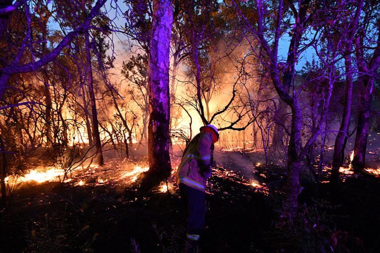 Incendies en Australie: un nuage toxique enveloppe la capitale