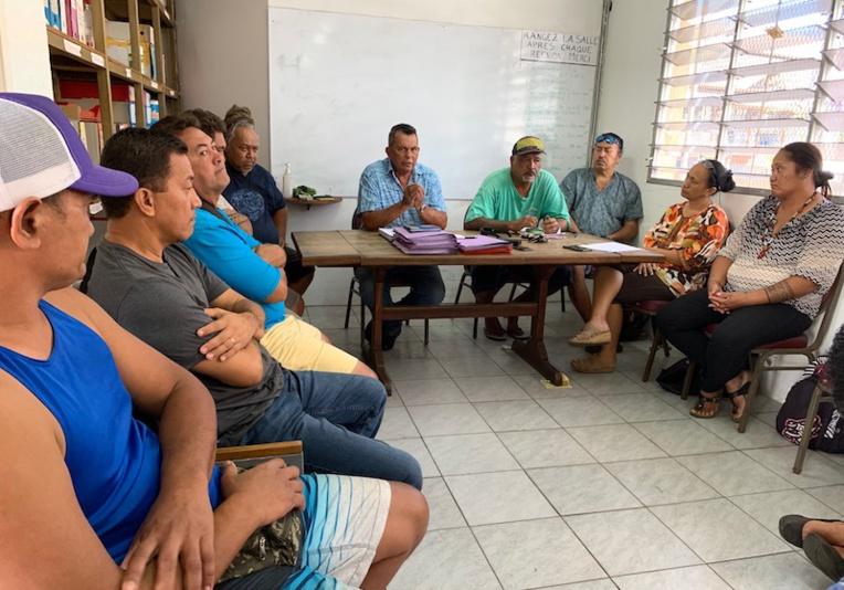 Intercontinental Moorea : Fin de la grève, début des recours