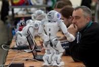Concevoir et fabriquer son propre robot: projet lancé aux Etats-Unis