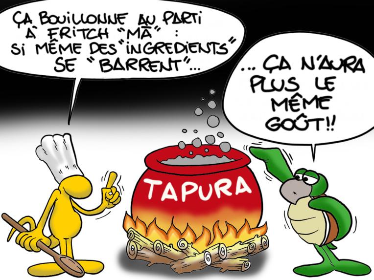 """""""La marmite"""", par Munoz"""