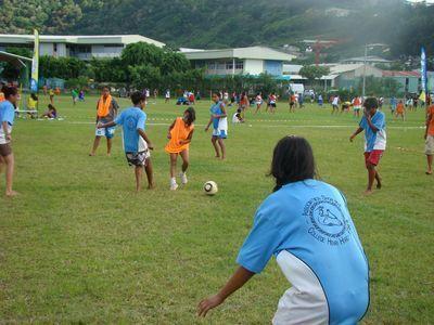 Tamahine Foot 2012 :une compétition très suivie