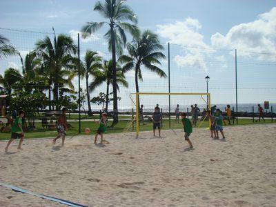 journée de Beach Soccer du 28 mars 2012 : Résultats inter-collège