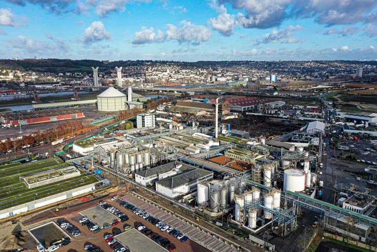 Réouverture partielle de Lubrizol à Rouen en vue, moins de trois mois après l'incendie