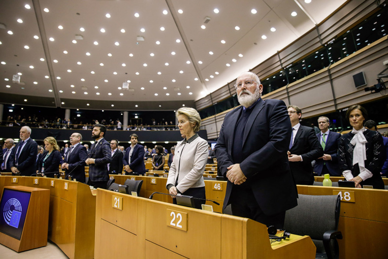 """Le Pacte vert, """"nouvelle stratégie de croissance"""" de l'UE, dévoilé et déjà critiqué"""