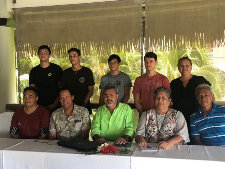 """Tepuanui Snow : """"Il y aura des poids lourds sur la liste"""""""