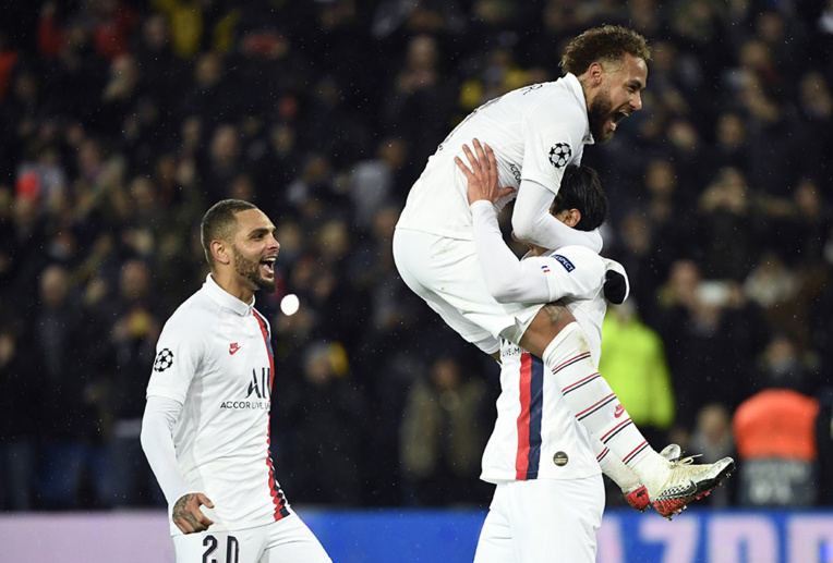 C1: le PSG et Neymar retrouvent du brio, Atlético et Atalanta en 8es