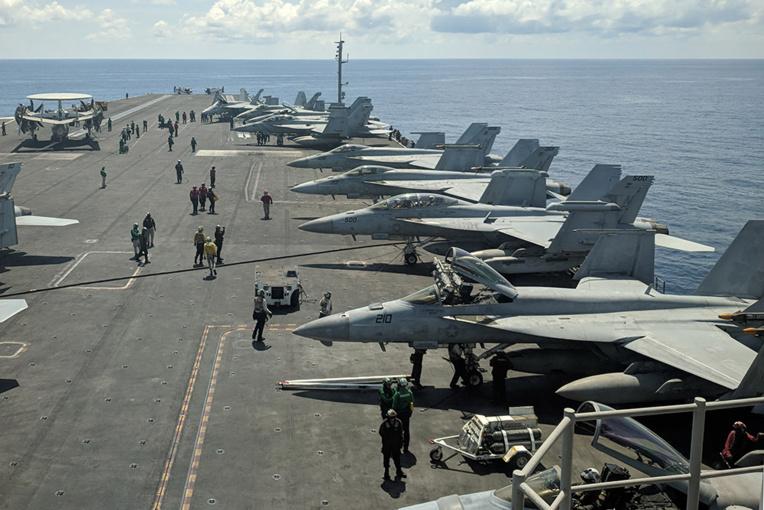 La Chine monte en puissance avec un second porte-avions