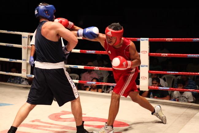 Boxe: Tahiti Nui vs Mexico USA, une soirée riche en émotions!