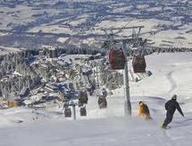 Isère: des forfaits de ski à 1 euro pour les électeurs qui voteront au 1er tour