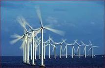 Eolien marin en Bretagne: la production électrique démarrera en 2018