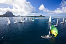 Tahiti Pearl Regatta : du 16 au 20 mai, mettez les voiles !