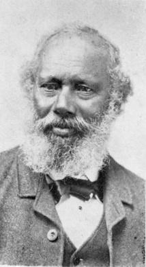 Edward Peters, d'origine indienne, surnommé Black Peters à cause de la couleur de sa peau, fut en réalité le premier découvreur d'or dans l'Otago, mais il mit au jour des quantités insuffisantes pour être exploitées.