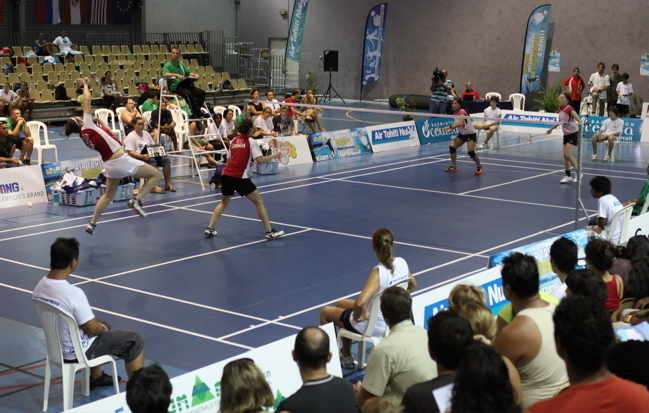 Badminton: Le malaisien Chun Seang TAN remporte le tournoi Air Tahiti Nui International Challenge 2012