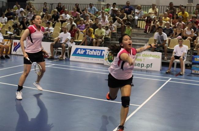 Badminton: Le malaisien Chun Seang TAN remporte le tournoi Air Tahiti Nui International Challenge 2012