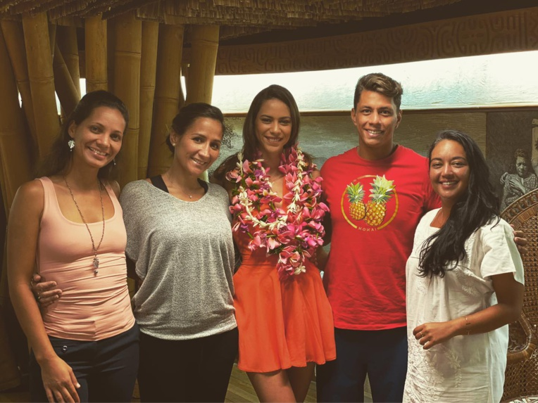 (Photo : Facebook Miss Tahiti).
