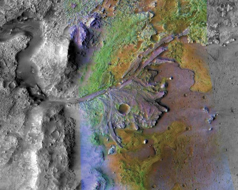 Le rover Mars 2020 en quête de vie ancienne sur la planète rouge, avant des missions humaines