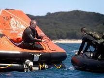 Sauvetages en série dans le Pacifique