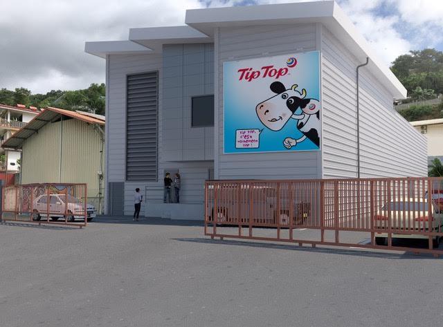 Nouvelle usine en défisc' pour le producteur des glaces Tip Top