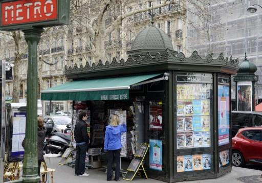 Des quotidiens plus chers en kiosque après le passage en 2020