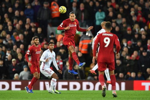 Championnat d'Angleterre : Rien n'arrête Liverpool
