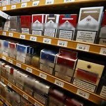 Les ventes de cigarettes en baisse, l'impact du prix en question