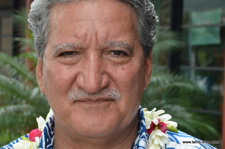 Municipales 2020 : Bouissou mènera la liste Tapura à Faa'a