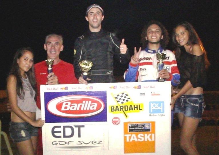 Nouvelle victoire de Marotea VITRAC