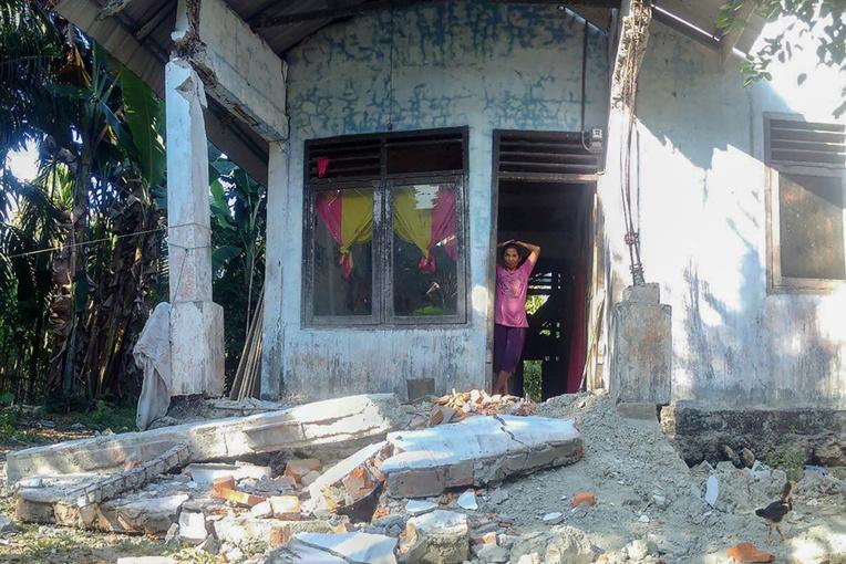 Un séisme de magnitude 6,2 frappe le nord-ouest de l'Indonésie