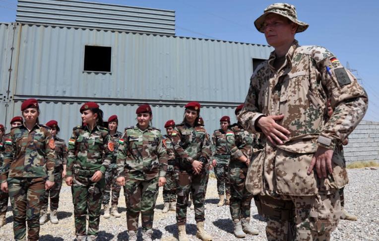 L'Allemagne retire une partie de ses soldats d'Irak