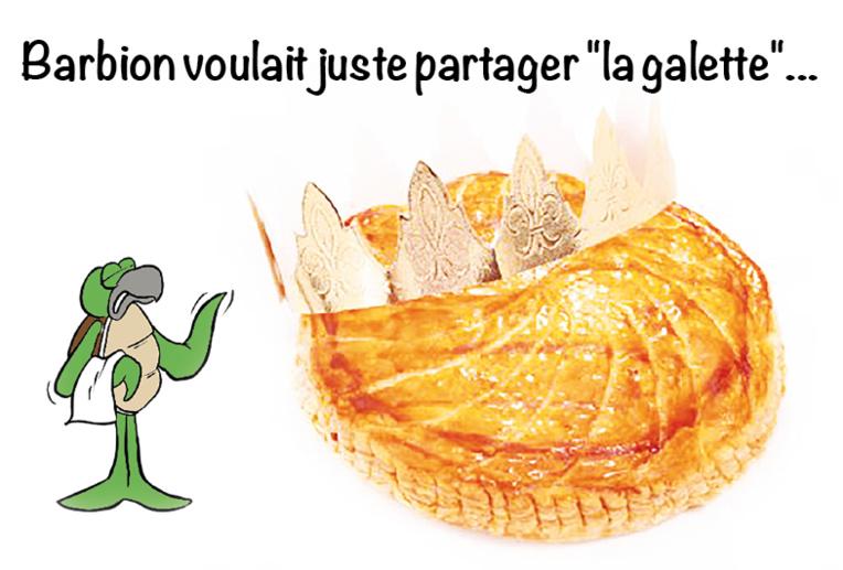 """""""La galette"""", par Munoz"""
