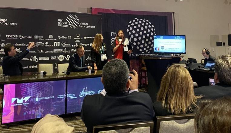 La Tech4Islands présentée par la Polynésie au CES de Las Vegas